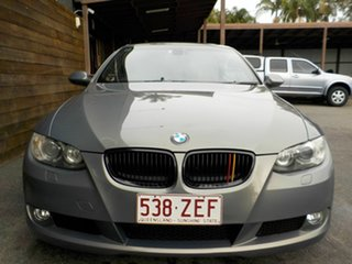 2007 BMW 3 Series E93 MY08 325i Steptronic Silver 6 Speed Sports Automatic Convertible