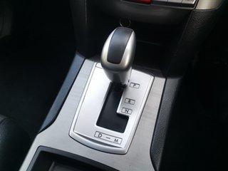 2010 Subaru Liberty B5 MY10 2.5i Lineartronic AWD Grey 6 Speed Constant Variable Wagon