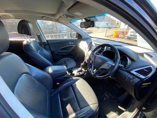 2012 Hyundai Santa Fe DM MY13 Highlander Blue 6 Speed Sports Automatic Wagon