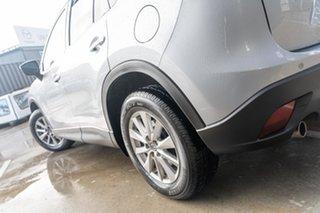 2016 Mazda CX-5 KE1032 Maxx SKYACTIV-Drive AWD Sport Sonic Silver 6 Speed Sports Automatic Wagon.