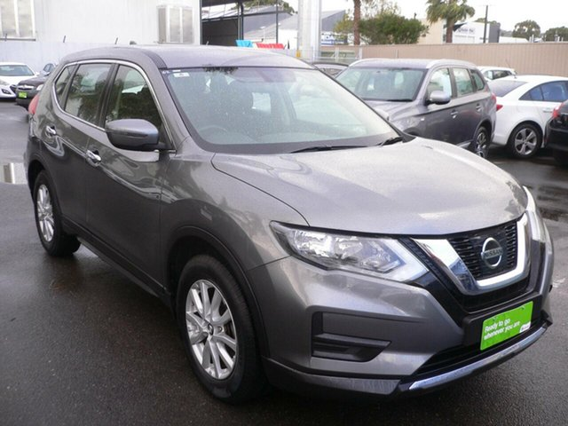 Used Nissan X-Trail T32 Series II ST X-tronic 2WD St Marys, 2018 Nissan X-Trail T32 Series II ST X-tronic 2WD Grey 7 Speed Constant Variable Wagon