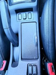 2013 Mitsubishi Lancer CJ MY14 LX Sportback White 6 Speed Constant Variable Hatchback