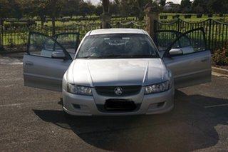 2005 Holden Commodore VZ Lumina Silver 4 Speed Automatic Sedan