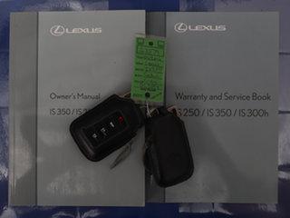 2014 Lexus IS250 GSE30R Luxury Grey 6 Speed Automatic Sedan