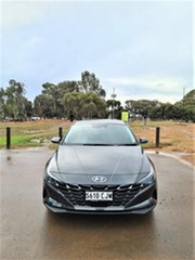 2020 Hyundai i30 CN7.V1 MY21 Active Grey 6 Speed Sports Automatic Sedan.