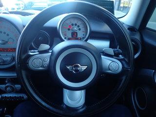2010 Mini Cooper R56 MY11 S Chilli Pepper White 6 Speed Automatic Hatchback