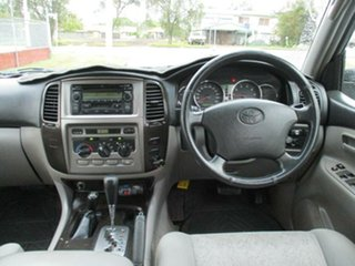 2003 Toyota Landcruiser UZJ100R GXL Grey 5 Speed Automatic Wagon