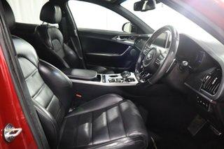 2018 Kia Stinger CK MY18 GT Fastback Red 8 Speed Sports Automatic Sedan