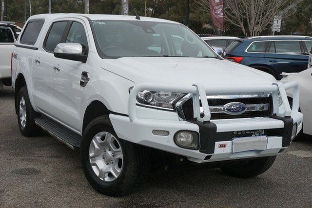 Used Ford Ranger PX MkII XLT Double Cab Phillip, 2017 Ford Ranger PX MkII XLT Double Cab 6 Speed Sports Automatic Utility