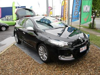 2013 Renault Megane GT - LINE Black 4 Speed Automatic Hatchback.