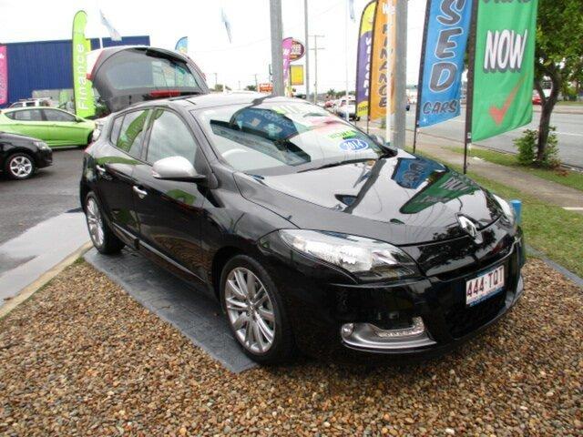 Used Renault Megane Woodridge, 2013 Renault Megane GT - LINE Black 4 Speed Automatic Hatchback