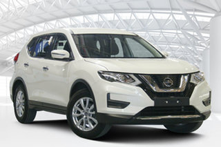 2018 Nissan X-Trail T32 Series 2 ST (2WD) Ivory Pearl Continuous Variable Wagon.