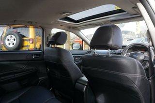 2014 Subaru Impreza G4 MY14 2.0i Lineartronic AWD Luxury White 6 Speed Constant Variable Sedan