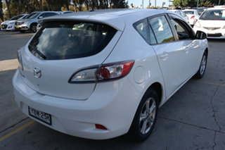 2013 Mazda 3 BL10F2 MY13 Neo Activematic White 5 Speed Sports Automatic Hatchback