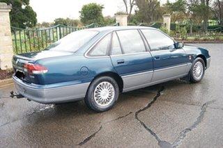 1995 Holden Calais VS Flame Blue/Silver 4 Speed Automatic Sedan