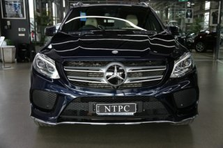 2016 Mercedes-Benz GLE-Class W166 807MY GLE350 d 9G-Tronic 4MATIC Blue 9 Speed Sports Automatic