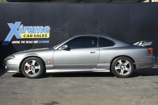 2002 Nissan 200SX S15 Spec S GT Grey 6 Speed Manual Coupe