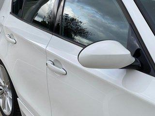 2006 BMW 118i E87 118i White 6 Speed Automatic Hatchback