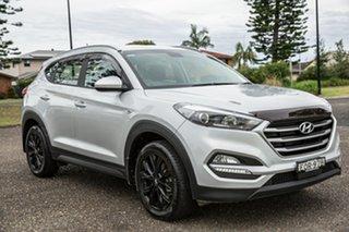 2017 Hyundai Tucson TL2 MY18 Active 2WD Platinum Silver 6 Speed Sports Automatic Wagon.