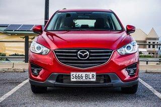 2016 Mazda CX-5 KE1022 Maxx SKYACTIV-Drive AWD Sport Red 6 Speed Sports Automatic Wagon