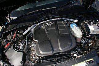 2017 Audi A5 F5 MY17 Sport Sportback S Tronic Quattro Black 7 Speed Sports Automatic Dual Clutch