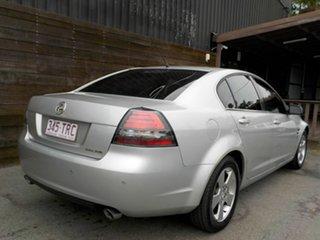 2007 Holden Calais VE Silver 5 Speed Sports Automatic Sedan