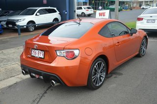 2013 Toyota 86 ZN6 MY14 GTS Orange 6 Speed Manual Coupe.