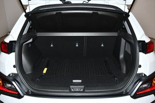 2018 Hyundai Kona OS MY18 Highlander D-CT AWD Chalk White 7 Speed Sports Automatic Dual Clutch Wagon