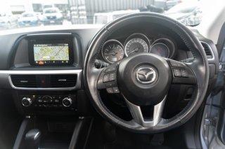 2016 Mazda CX-5 KE1032 Maxx SKYACTIV-Drive AWD Sport Sonic Silver 6 Speed Sports Automatic Wagon