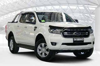 2019 Ford Ranger PX MkIII MY19 XLT 2.0 Hi-Rider (4x2) White 10 Speed Automatic Double Cab Pick Up.