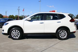 2020 Nissan X-Trail T32 MY20 ST (4x4) White Continuous Variable Wagon