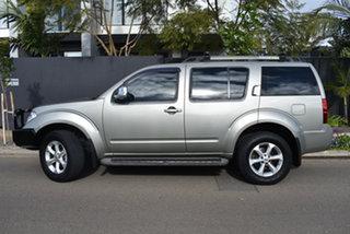 2010 Nissan Pathfinder R51 MY10 ST-L Gold 5 Speed Sports Automatic Wagon.