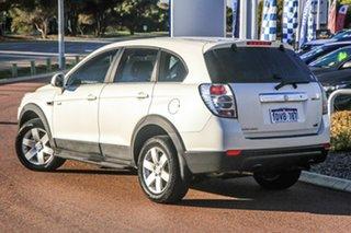 2011 Holden Captiva CG Series II 7 SX White 6 Speed Sports Automatic Wagon.