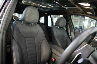 2021 BMW X3 G01 xDrive30i Steptronic M Sport Black 8 Speed Sports Automatic Wagon