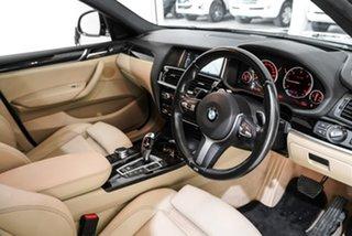 2017 BMW X4 F26 xDrive20d Coupe Steptronic Black 8 Speed Automatic Wagon