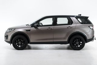 2017 Land Rover Discovery Sport L550 17MY TD4 150 SE Brown 9 Speed Sports Automatic Wagon
