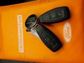2015 Ford Ecosport BK Titanium PwrShift Silver 6 Speed Sports Automatic Dual Clutch Wagon