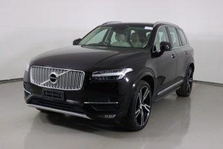 2015 Volvo XC90 256 MY16 D5 2.0 Inscription Onyx 8 Speed Automatic Wagon.