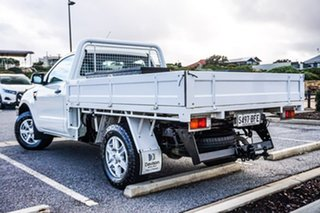 2014 Ford Ranger PX XL White 6 Speed Sports Automatic Cab Chassis.