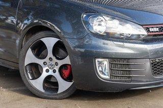 2012 Volkswagen Golf VI MY12.5 GTI DSG 46g 6 Speed Sports Automatic Dual Clutch Hatchback.