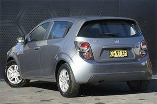 2011 Holden Barina TM Grey 5 Speed Manual Hatchback