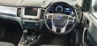 2017 Ford Everest UA Trend Silver 6 Speed Sports Automatic SUV