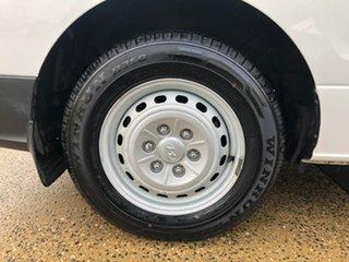 2016 Hyundai iLOAD TQ3-V Series II MY17 White 5 Speed Automatic Van