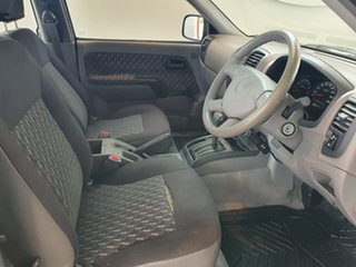 2004 Holden Rodeo RA LX Space Cab 4x2 White 4 Speed Automatic Utility.