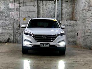 2018 Hyundai Tucson TL2 MY18 Trophy 2WD White 6 Speed Sports Automatic Wagon.