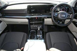 2021 Kia Carnival KA4 MY21 SI Silky Silver 8 Speed Sports Automatic Wagon