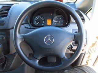 2009 Mercedes-Benz Vito MY08 115CDI Silver 5 Speed Automatic Wagon