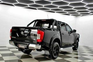 2017 Nissan Navara D23 Series II SL (4x4) Black 6 Speed Manual Dual Cab Utility