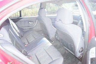 2003 Ford Falcon BA XR8 Red 4 Speed Auto Seq Sportshift Sedan