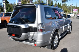 2019 Mitsubishi Pajero NX MY19 GLX Silver 5 Speed Sports Automatic Wagon.